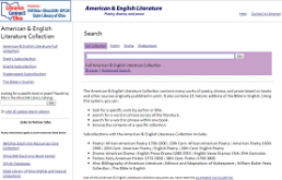 American and English Literature Collection screenshot