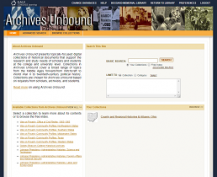County and Regional Histories & Atlases: Ohio (Archives Unbound) screenshot