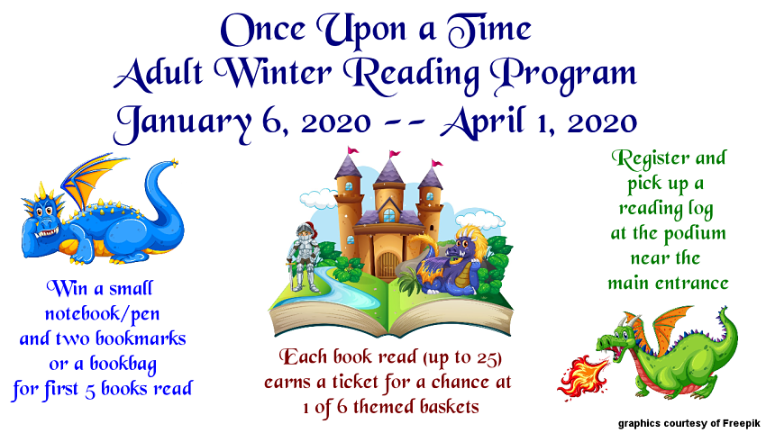 Once Upon a Time (Adult Winter Reading)