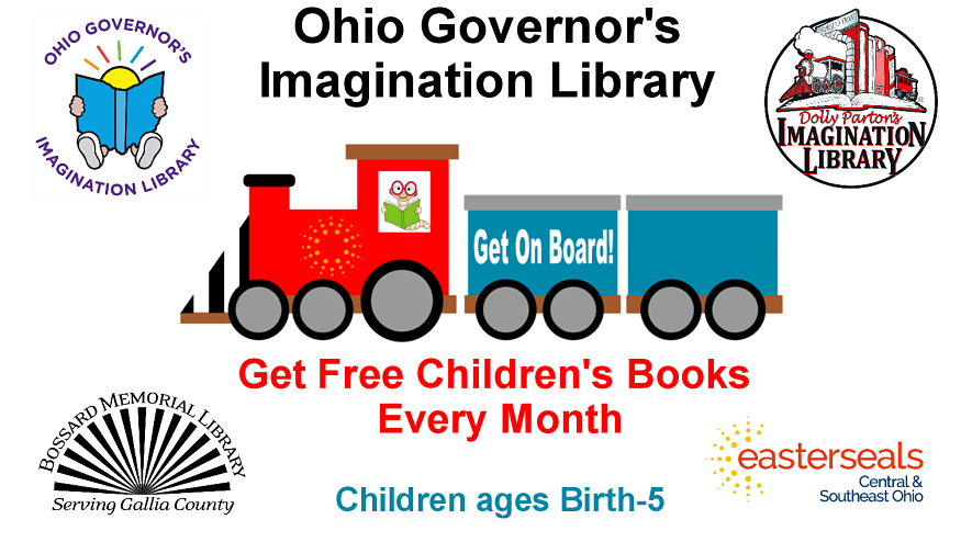 Imagination Library graphic