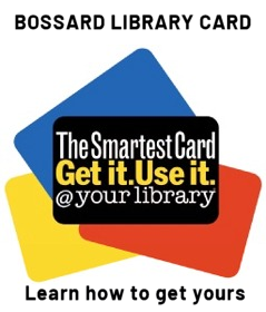 The smartest card get it use it at your library